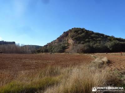 Parque Natural del Barranco Río Dulce;senderismo vizcaya senderos cantabria